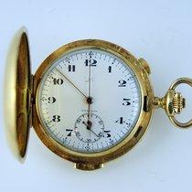 Vulcain Chronograph Gold