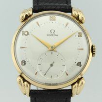 Omega Vintage Chronometer Manual Winding 18K Gold 121402