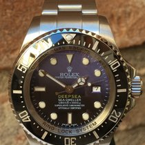 Rolex Sea-Dweller 116660 Deepsea D-Blue Aftermarket Dial