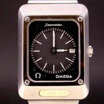 Omega Seamaster Quarz Vintage Stahlband Preis verhandelbar