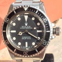 Rolex Submariner 5513 Maxi Dial