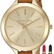 Michael Kors MK2606 Slim Runway Uhren Set Damen 41mm 5ATM