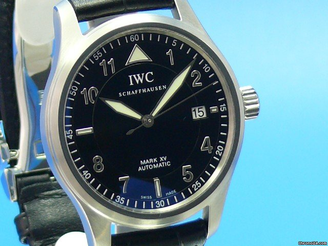 IWC MARK XV IW3253 FLIEGERUHR