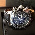 Breitling Chronomat B01 Steel Grey Dial 44 mm (2009)