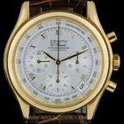Zenith 18k Y/G White Dial El Primero Chronograph Gents...