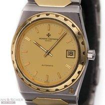 Vacheron Constantin Ref-222 18k Yellow Gold Stainless Steel...