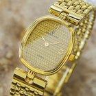 宇宙 (Universal Genève) 523.612 Stainless Gold Pltd Quartz 2000s...