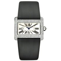 Cartier Tank Divan Quartz No Date Ladies watch WA301271
