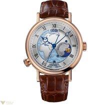 Breguet Classique Hora Mundi 18k Rose Gold Men's Watch