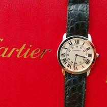 Cartier RONDE SOLO 36MM EXSTRAVAGANTE LUXUS HERREN ARMBANDUHR