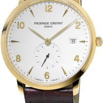 Frederique Constant Geneve Slimline FC-245VA5S5 Elegante...