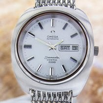 Omega Cosmic 2000 Stainless Steel Automatic Mens Watch 1968...