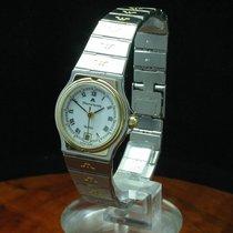Maurice Lacroix Classic Gold Mantel / Edelstahl Damenuhr Mit...
