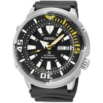 Seiko Herrenuhr Prospex Diver Automatik SRP639K1