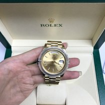 劳力士  (Rolex) DAY-DATE 40MM 228238 CHAMP INDEX