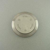 Tudor Original  Deckel Aus Edelstahl Ref. 8370  Steel Case Back