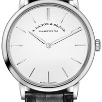 A. Lange & Söhne Saxonia Thin Manual Wind 37mm Mens Watch