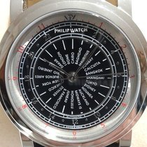 Philip Watch Watch new shop ' PHILIP WATCH GMT + hours of...