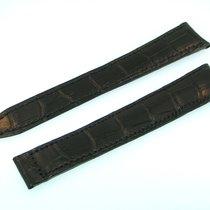 Piaget Band 17mm Croco Schwarz Black Negra Strap Correa Für...