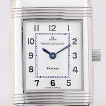 Jaeger-LeCoultre Reverso Lady Damenuhr Stahl Klassiker Dresswatch