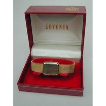 Juvenia 750/- Gelbgold Damenuhr