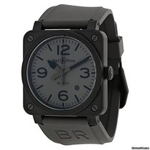 Bell & Ross BR 03-92 Ceramic Commando NEU mit Box + Papieren
