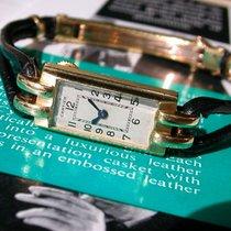 Cartier Damenarmbanduhr in 18k Gelbgold
