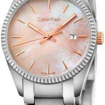 ck Calvin Klein Alliance Lady K5R33B4H Damenarmbanduhr...
