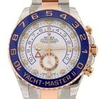 Rolex Yacht-Master Yacht-Master II Pink Gold and Steel
