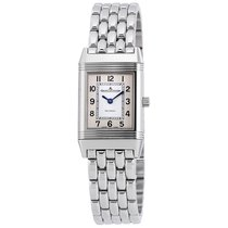 Jaeger-LeCoultre Reverso White Dial Stainless Steel Ladies