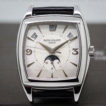 Patek Philippe 5135G-001 Gondolo Calendario 18K White Gold...