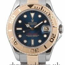 Rolex Yachtmaster Steel & 18ct Yellow Gold 168623