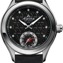Alpina Geneve Horological Smartwatch AL-285BTD3C6 Damenarmband...
