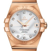 Omega Constellation Co-Axial Automatic 38mm 123.50.38.21.52.001