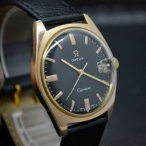 Omega GENEVE DATE CAL.601 MANUAL WINDING