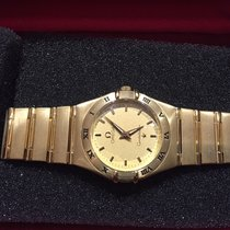 Omega Constellation Lady 18K Quartz Small 1172.10.00 Box Papers