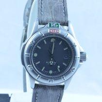 TAG Heuer Professional 4000 Damen Uhr Quartz Stahl/stahl Rar 26mm