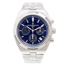 Vacheron Constantin Overseas Stainless Steel Blue Automatic...