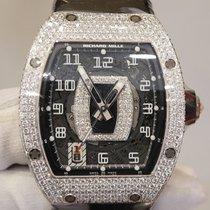 Richard Mille RM005 AF WG in White Gold RM005