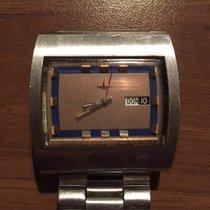 Dugena Vintage HAU Herrenuhr Automatik mit Omega Stahl-Armband