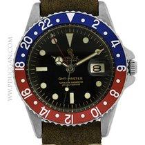 Ρολεξ (Rolex) vintage 1961 stainless steel GMT-Master