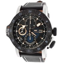 Glycine Airman Airfighter Automatic Men's Chronograph Watch