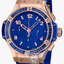 Hublot Tutti Frutti Gold Dark Blue