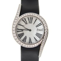 Piaget Limelight 18k White Gold White Manual Wind G0A41260