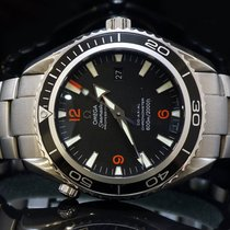 Omega 45,5mm Seamaster Planet Ocean Co-Axial, MINT, Boxed