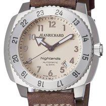 JeanRichard Highland Mens watch 60150-11-t11-hdea