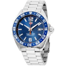 TAG Heuer Formula 1 Blue Dial Stainless Steel Men's Watch...