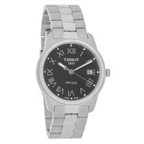 Tissot PR 100 Mens Silver Dial Quartz Watch T049.410.11.053.01