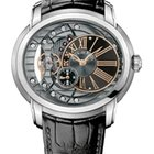 Audemars Piguet Millenary 4101 (openworked) - steel