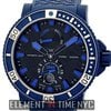 Ulysse Nardin Maxi Marine Diver Blue Sea Limited Edition...